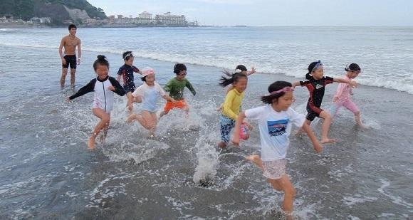 海辺の安全1