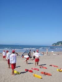 海辺の安全2